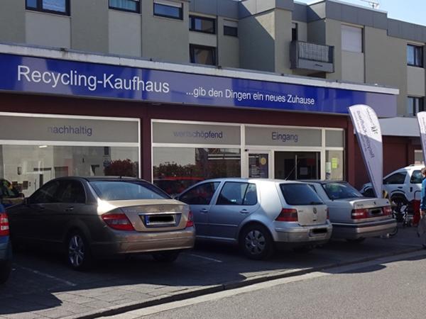 Recycling-Kaufhaus Rossdorf