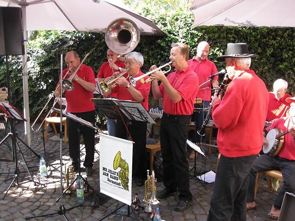Jazz mit Mr. Jellys Jam Band