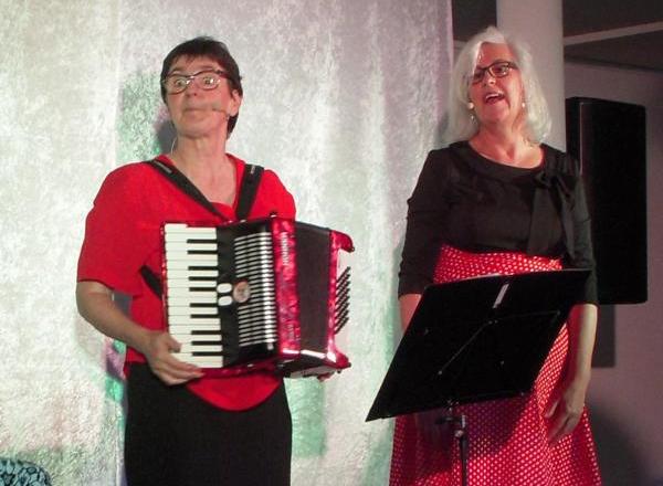 Liederabend mit Gundula Schneidewind und Kerstin Schiller