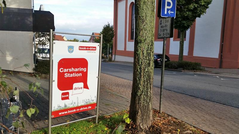 Carsharing in Rossdorf